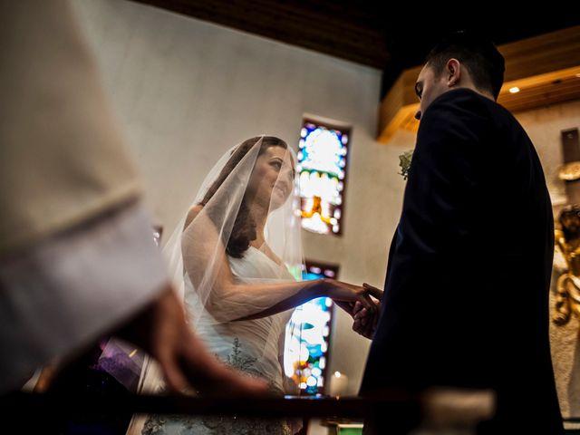 Arvine and Darlene's wedding in Winnipeg, Manitoba 12