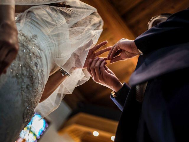 Arvine and Darlene's wedding in Winnipeg, Manitoba 13