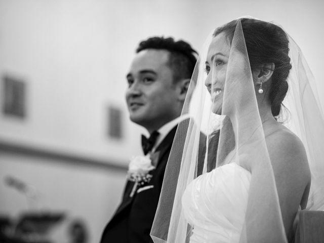 Arvine and Darlene's wedding in Winnipeg, Manitoba 14