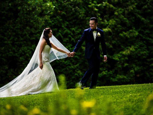 Arvine and Darlene's wedding in Winnipeg, Manitoba 16