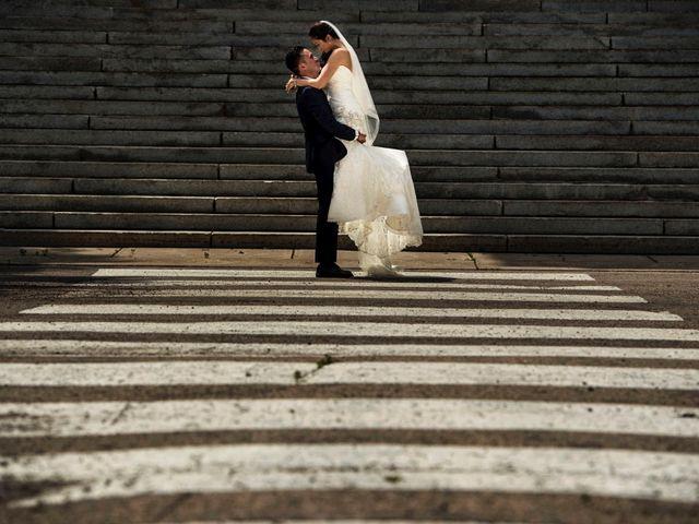 Arvine and Darlene's wedding in Winnipeg, Manitoba 17