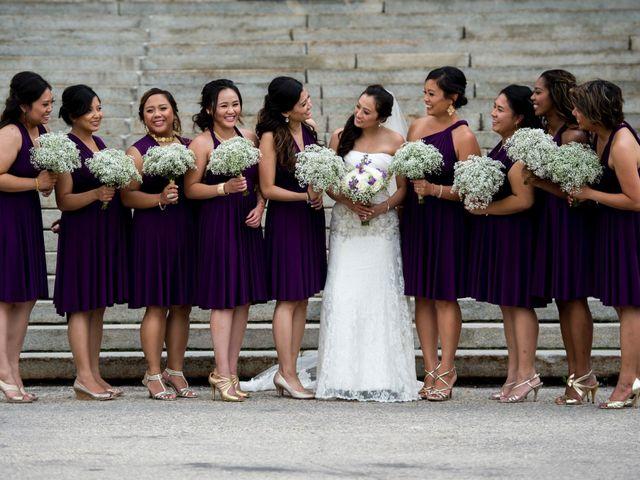 Arvine and Darlene's wedding in Winnipeg, Manitoba 19