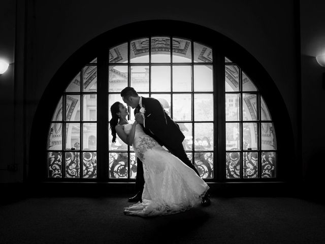 Arvine and Darlene's wedding in Winnipeg, Manitoba 25