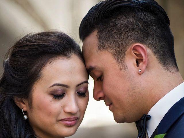 Arvine and Darlene's wedding in Winnipeg, Manitoba 27