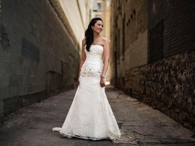 Arvine and Darlene's wedding in Winnipeg, Manitoba 28