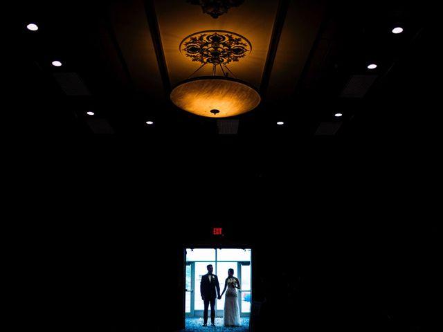 Arvine and Darlene's wedding in Winnipeg, Manitoba 30