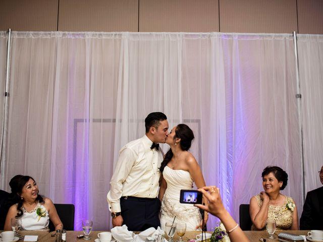 Arvine and Darlene's wedding in Winnipeg, Manitoba 33