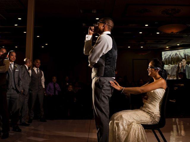 Arvine and Darlene's wedding in Winnipeg, Manitoba 37