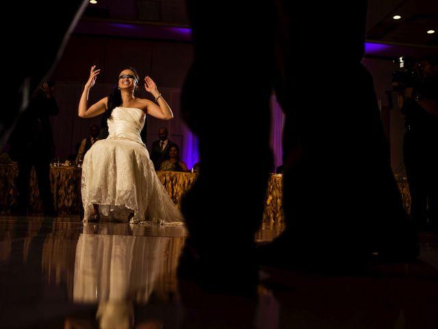 Arvine and Darlene's wedding in Winnipeg, Manitoba 38