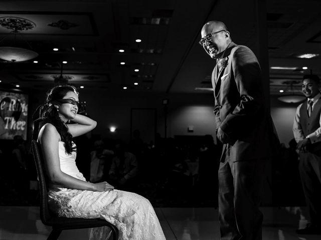 Arvine and Darlene's wedding in Winnipeg, Manitoba 39