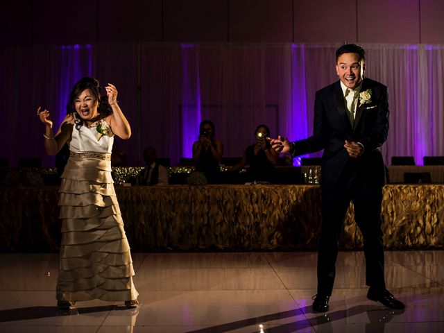 Arvine and Darlene's wedding in Winnipeg, Manitoba 45