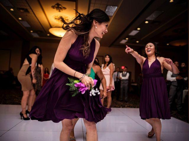 Arvine and Darlene's wedding in Winnipeg, Manitoba 49