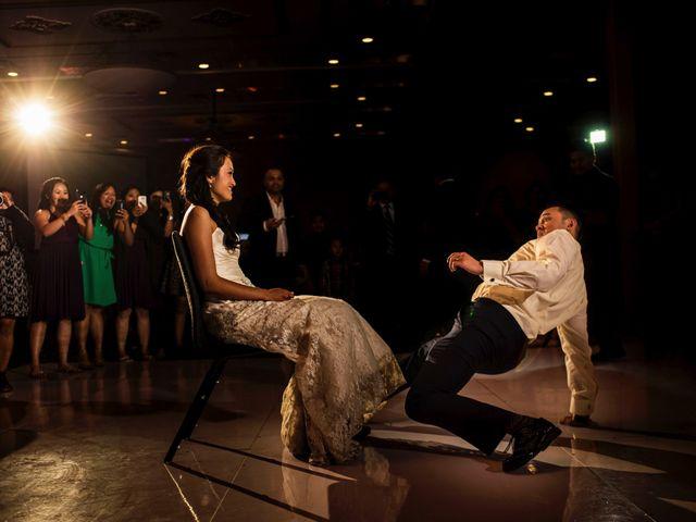 Arvine and Darlene's wedding in Winnipeg, Manitoba 50