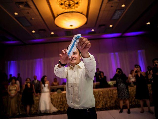 Arvine and Darlene's wedding in Winnipeg, Manitoba 52