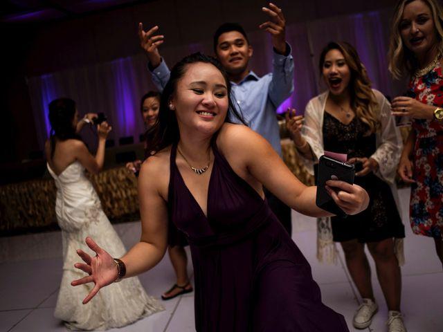 Arvine and Darlene's wedding in Winnipeg, Manitoba 62