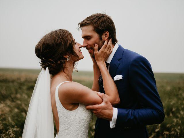The wedding of Amanda and Stefan