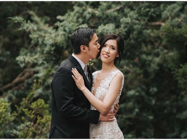 The wedding of Anh and Minh