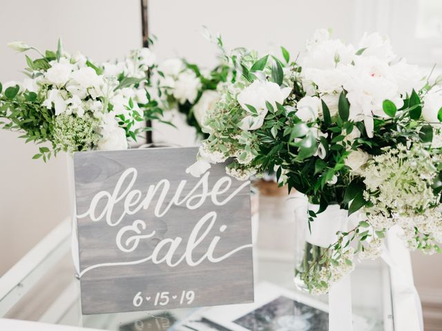 Ali and Denise's wedding in Innisfil, Ontario 4