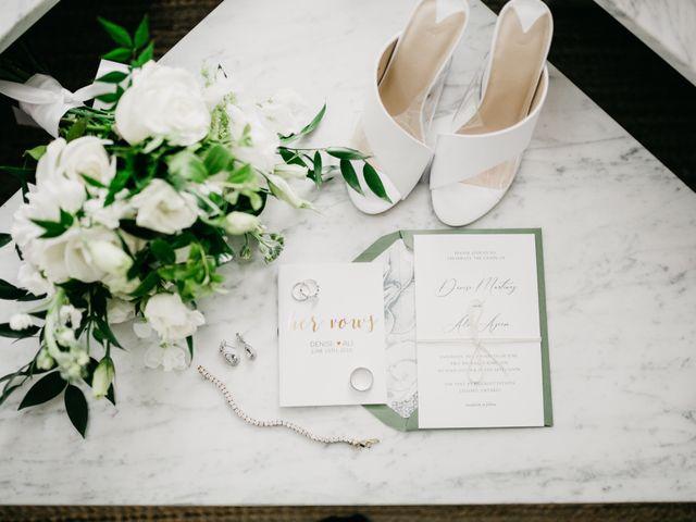Ali and Denise's wedding in Innisfil, Ontario 6