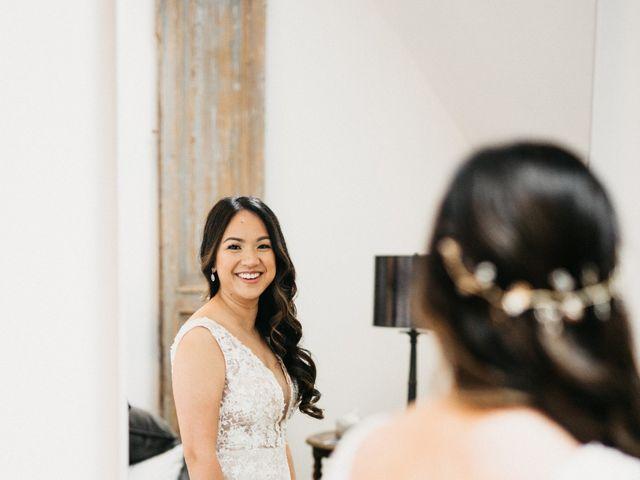 Ali and Denise's wedding in Innisfil, Ontario 16