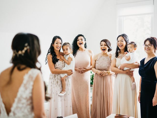 Ali and Denise's wedding in Innisfil, Ontario 19