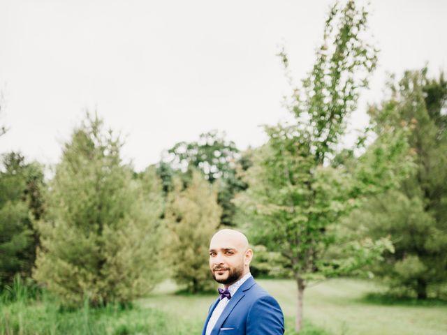 Ali and Denise's wedding in Innisfil, Ontario 25