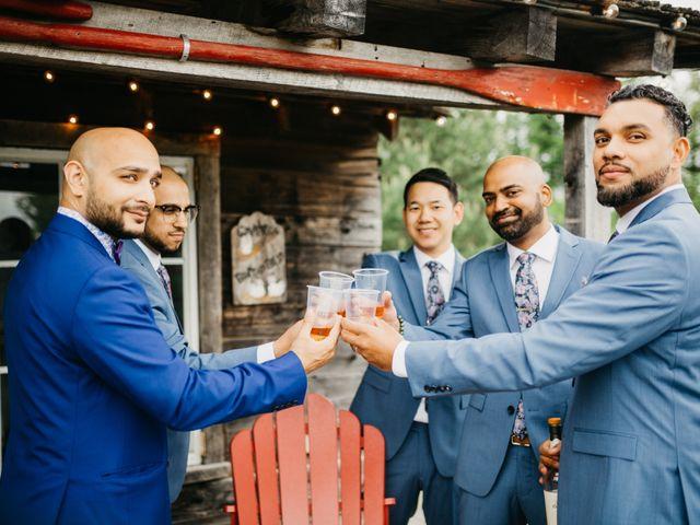 Ali and Denise's wedding in Innisfil, Ontario 28