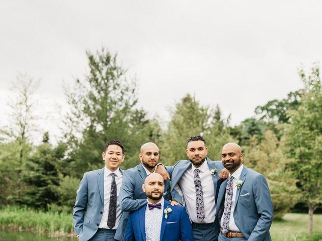 Ali and Denise's wedding in Innisfil, Ontario 35