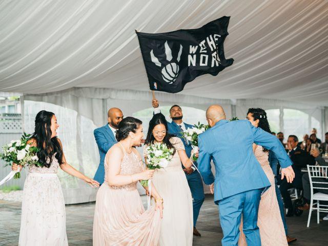Ali and Denise's wedding in Innisfil, Ontario 46
