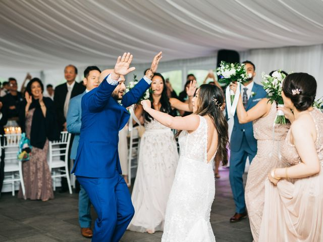 Ali and Denise's wedding in Innisfil, Ontario 47