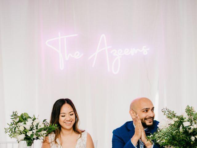 Ali and Denise's wedding in Innisfil, Ontario 49