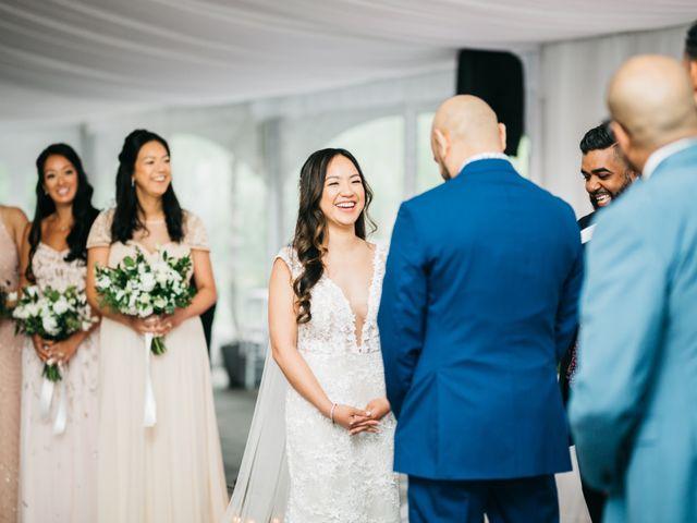 Ali and Denise's wedding in Innisfil, Ontario 56