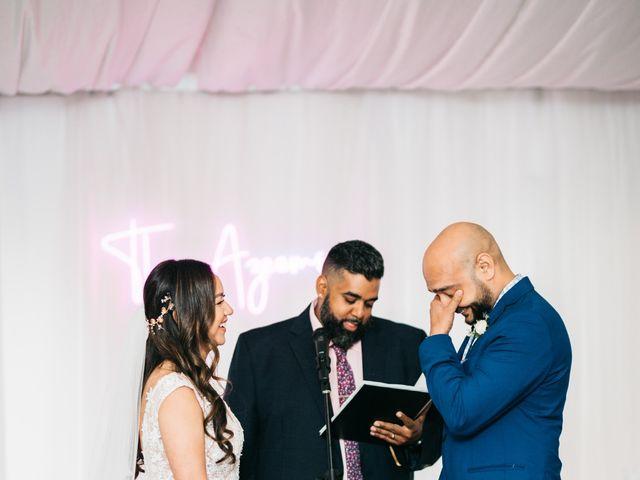 Ali and Denise's wedding in Innisfil, Ontario 57