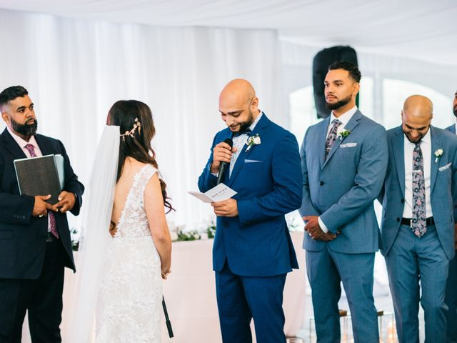 Ali and Denise's wedding in Innisfil, Ontario 59