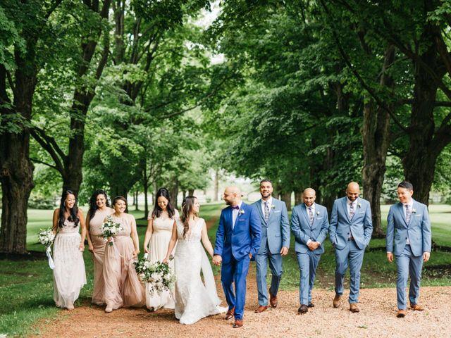Ali and Denise's wedding in Innisfil, Ontario 74