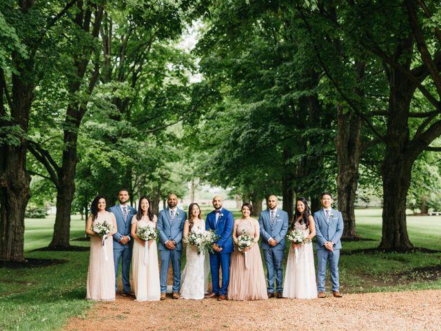Ali and Denise's wedding in Innisfil, Ontario 75