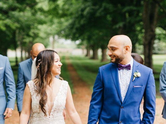 Ali and Denise's wedding in Innisfil, Ontario 77