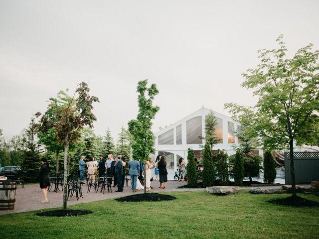 Ali and Denise's wedding in Innisfil, Ontario 98