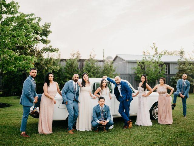 Ali and Denise's wedding in Innisfil, Ontario 99