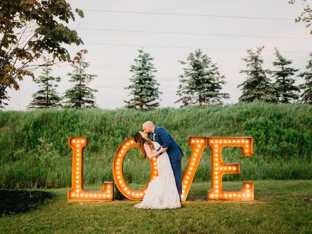 Ali and Denise's wedding in Innisfil, Ontario 102