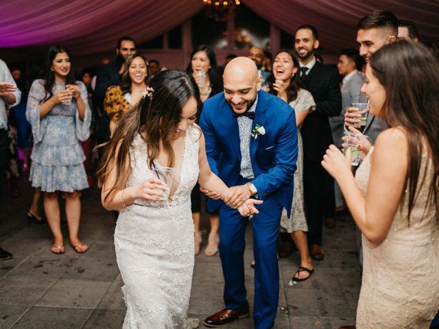 Ali and Denise's wedding in Innisfil, Ontario 111