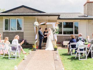 The wedding of Miranda and Kyle 2