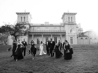 The wedding of Alexandra and Jesse 1