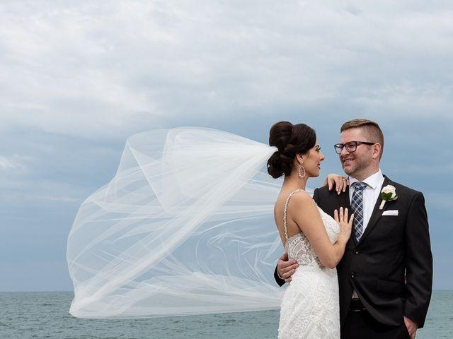 The wedding of Pia and Matt