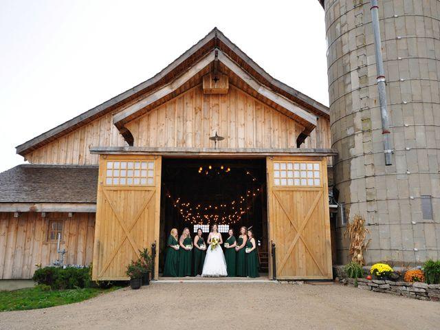 Kelsey and Stephen's wedding in Brussels, Ontario 3