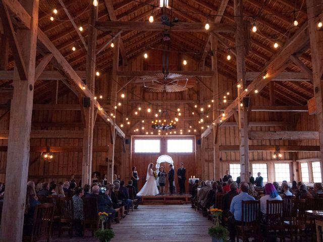 Kelsey and Stephen's wedding in Brussels, Ontario 5