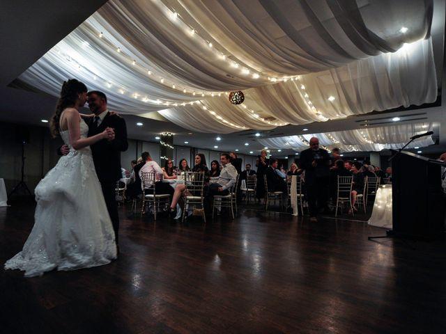 Kelsey and Stephen's wedding in Brussels, Ontario 1
