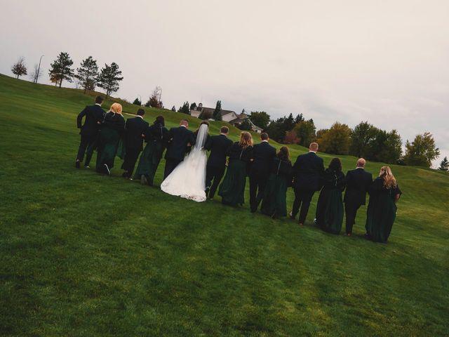 Kelsey and Stephen's wedding in Brussels, Ontario 11