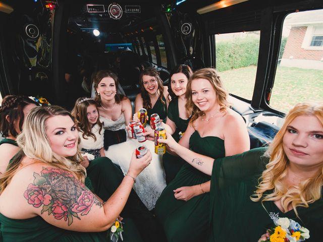 Kelsey and Stephen's wedding in Brussels, Ontario 14
