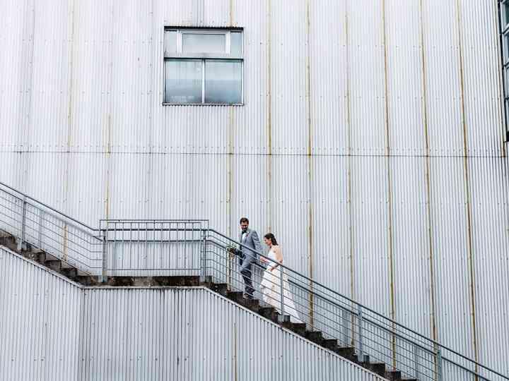 The wedding of Jasmine and Erik